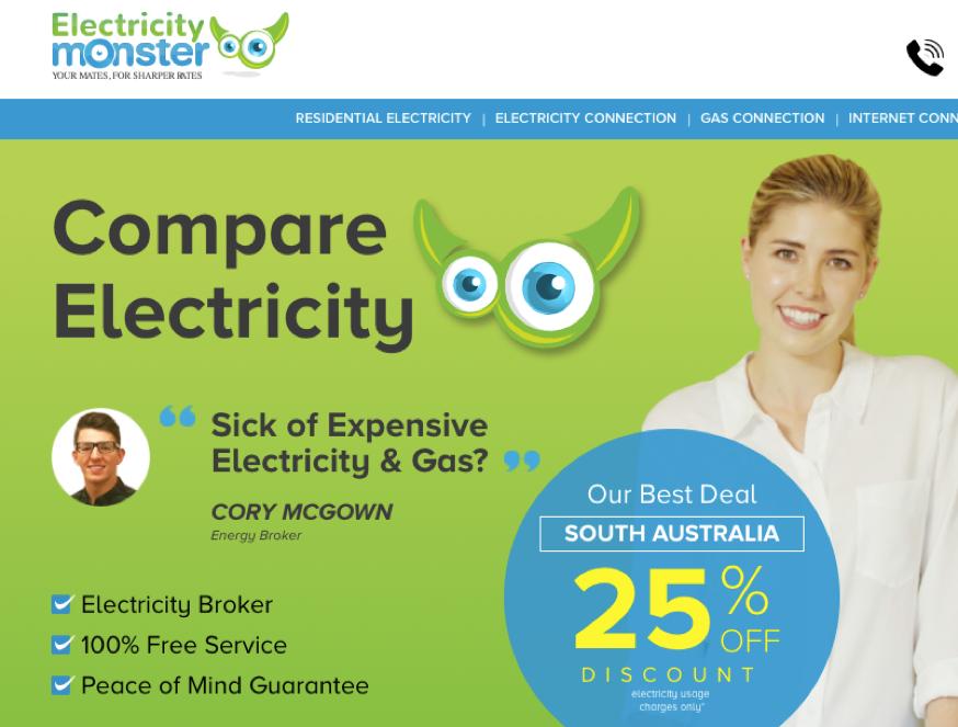 customer spotlight on electricity monster