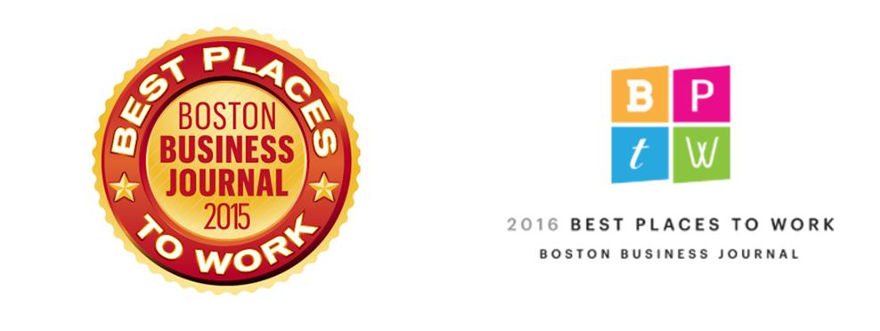 Marketing Awards BBJ Best Places to Work
