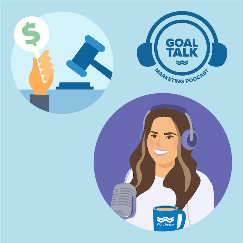 Goal Talk podcast season 1 episode 7 artwork.