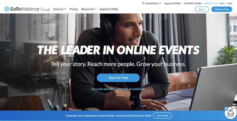 best webinar platforms 2020 gotowebinar