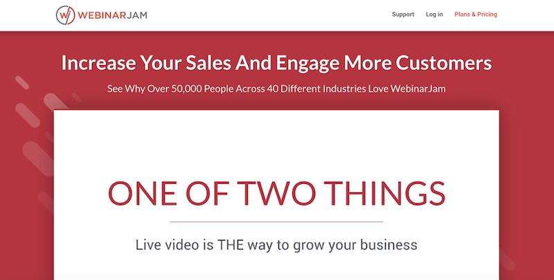 best webinar platforms 2020 webinar jam