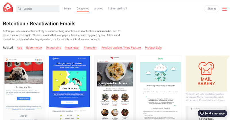 digital marketing skills really good emails