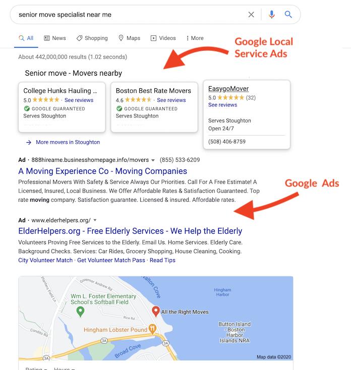 effective local marketing ideas run google ads