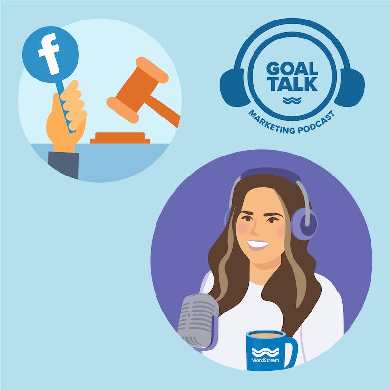 Goal Talk podcast season 1 episode 9 art work.