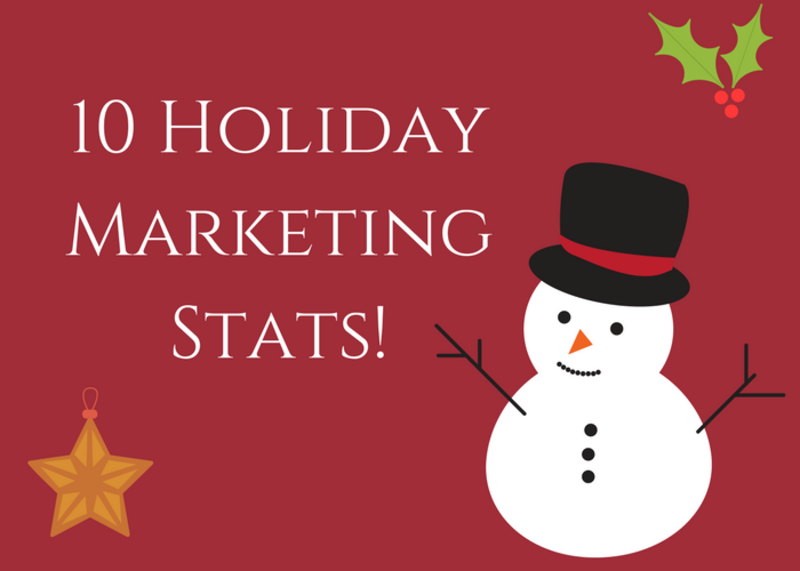 title holiday marketing stats