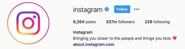 instagram bios instagram