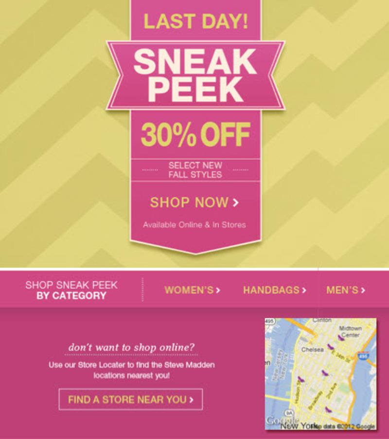 steve maddon targeted email marketing