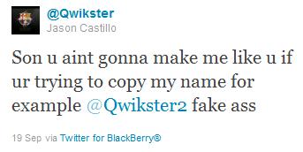 Qwikster tweet