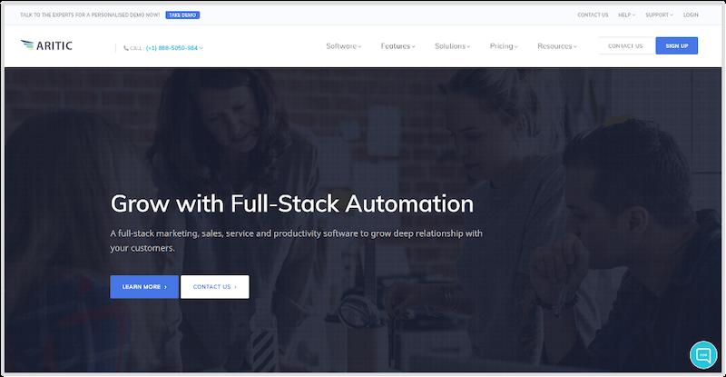 marketing automation tools—aritic