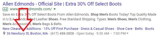adwords-location-extension