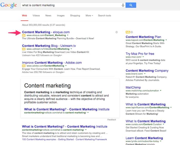 google adwords for lead gen