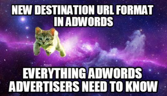 google adwords upgraded urls