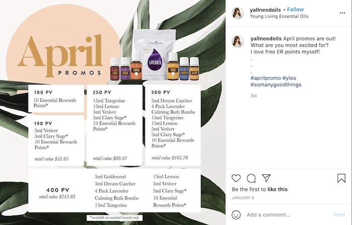 April marketing ideas April promo