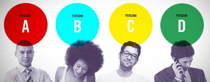 B2B content marketing audience personas