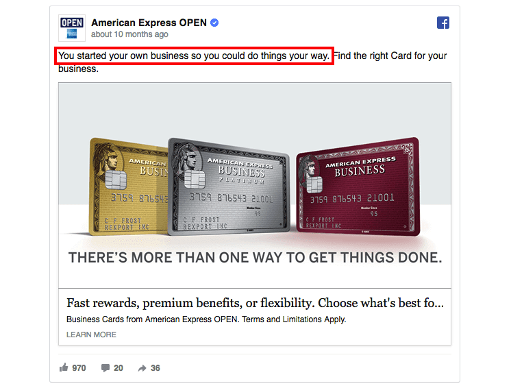 emotional ppc ad as a b2b marketing strategy
