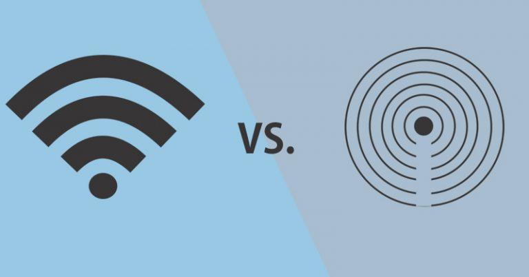 beacon technology bluetooth wifi