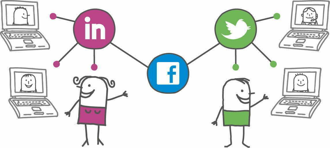 Brand advocacy paid social referrals