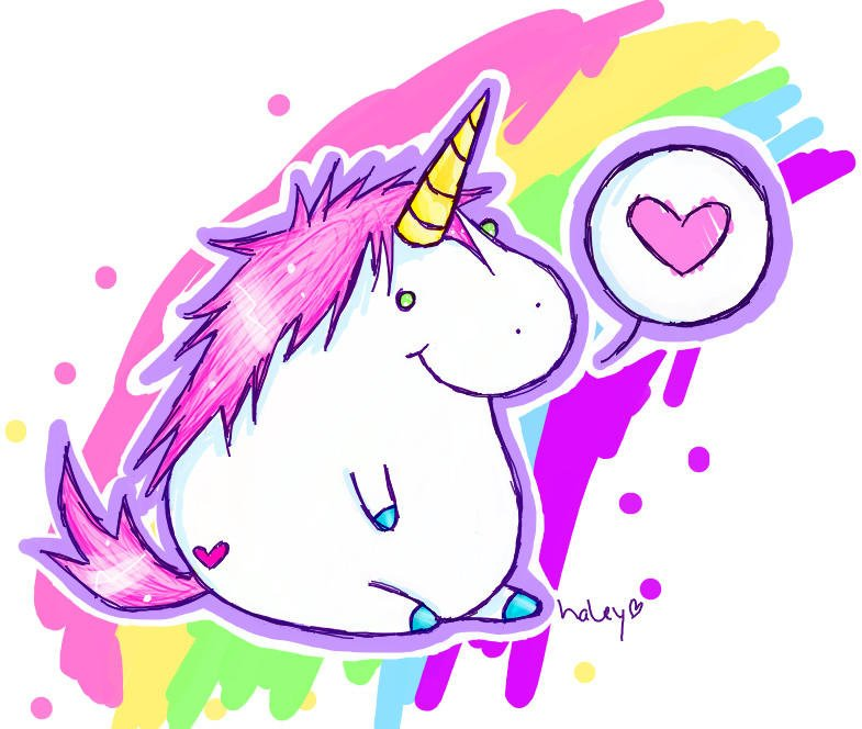 Content amplification fat unicorn