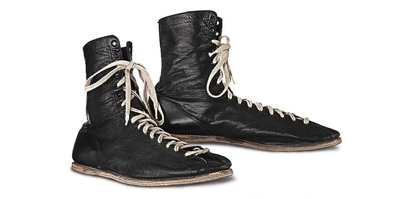 Kiwi Shoe Polish ad