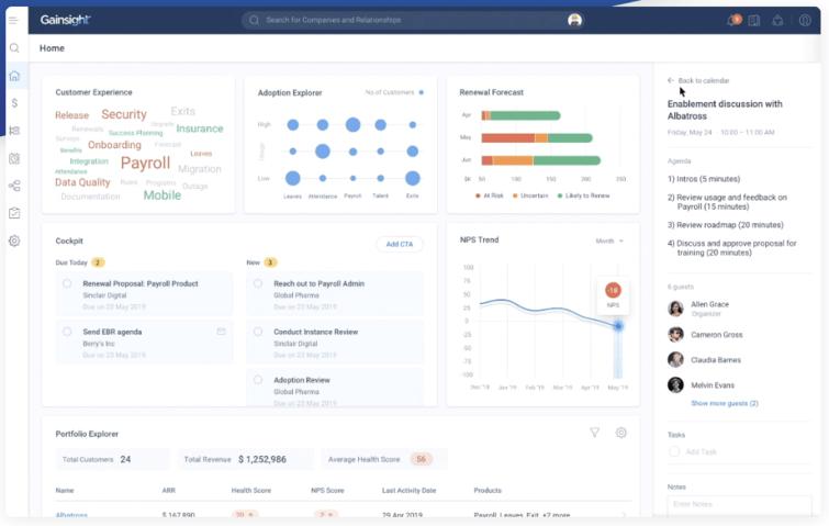 customer-health-scoring-gainsight-interface