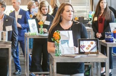 Johnston County Visitors Bureau Marketing Director Ashby Brame