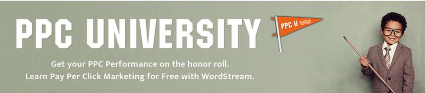 Does Google AdWords work. Image of PPC University.