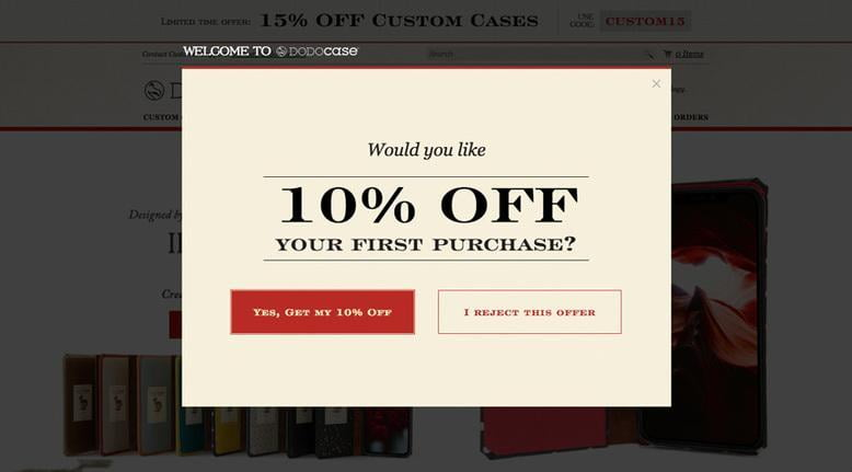 ecommerce-marketing-pop-up-example