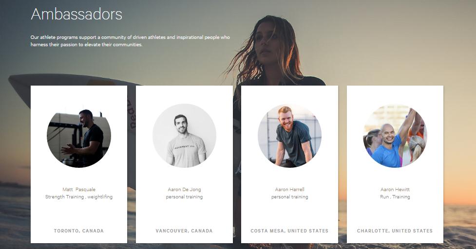 Ecommerce retention brand ambassadors