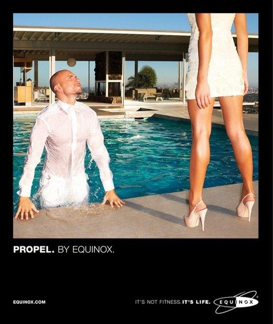 Equinox Ad Ideas