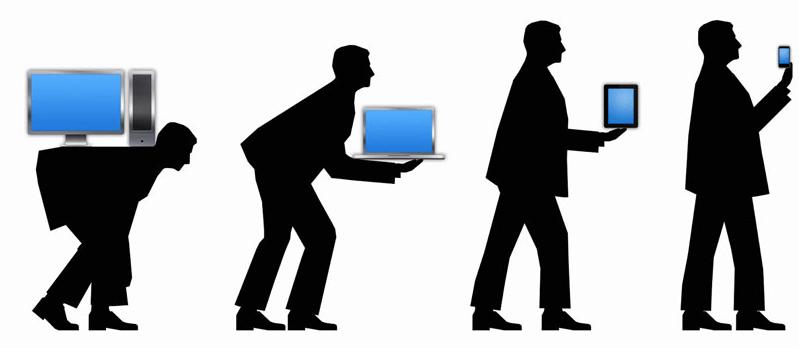 evolution of mobile search