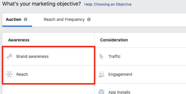 Facebook Ads for Entrepreneurs Objectives
