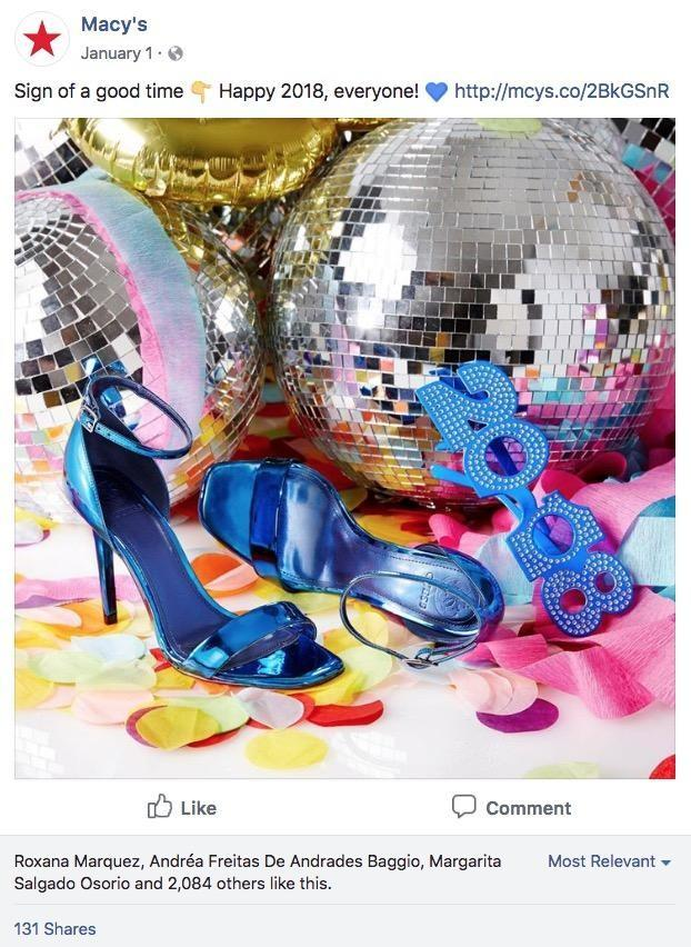 high engagement facebook posts