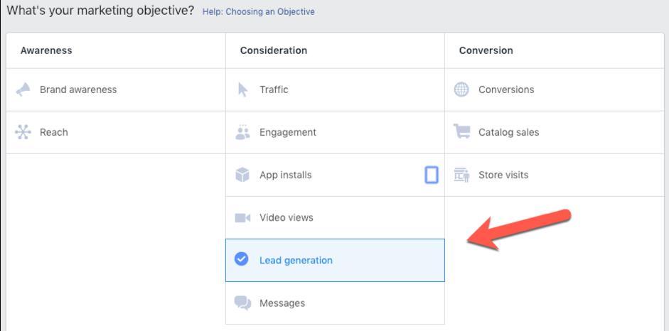 Facebook Lead Ads vs. Landing Pages Campaign