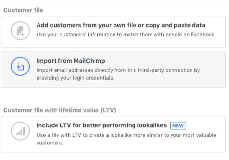 Facebook Lead Ads vs. Landing Pages Import