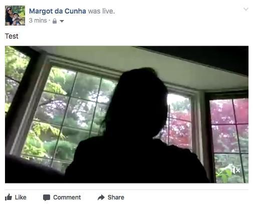 facebook live help