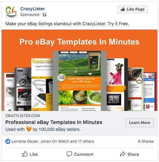 facebook-retargeting-crazy-lister-example