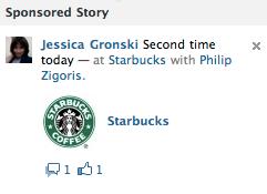 Facebook Sponsored Story Marketing