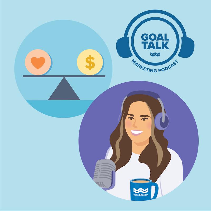 Goal Talk podcast, season 1 episode 14 artwork.