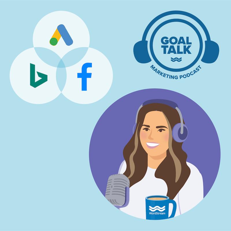 Goal Talk podcast season 1 episode 5 artwork.