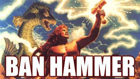 google adwords ban hammer competitor trademark infringement