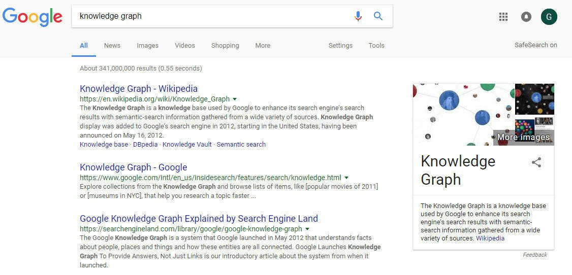 google-algorithm-update-knowledge-graph