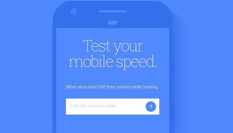 Google Marketing Live 2018 Mobile Speed