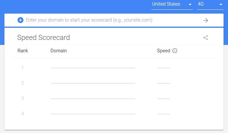 google mobile speed-scorecard