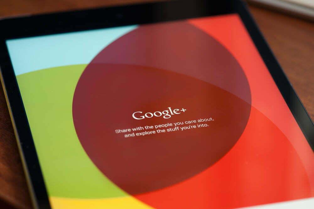 Google Plus Shutdown