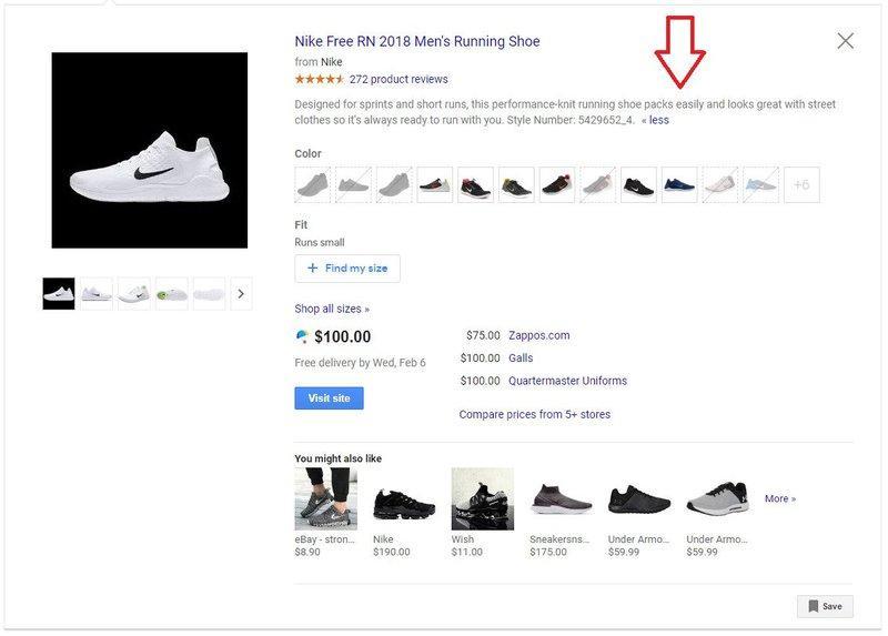 google-shopping-feed-product-description