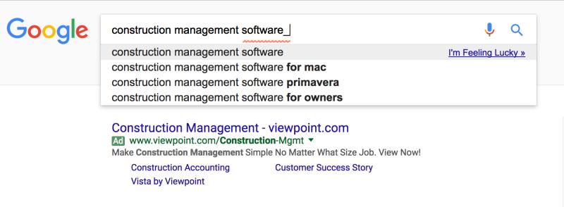 Google wildcard search