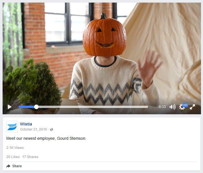 holiday marketing video ideas