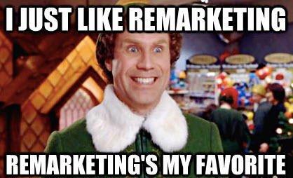 holiday remarketing