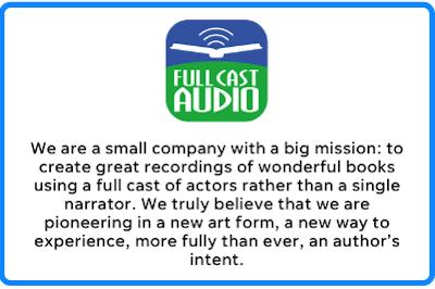 full cast audio's business mission statement