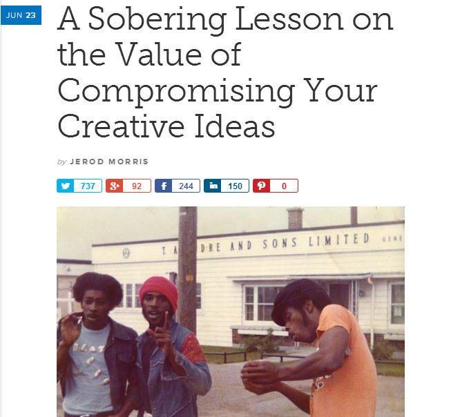 Improve my writing skills copyblogger example